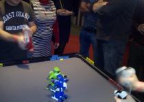 Roboti v akci